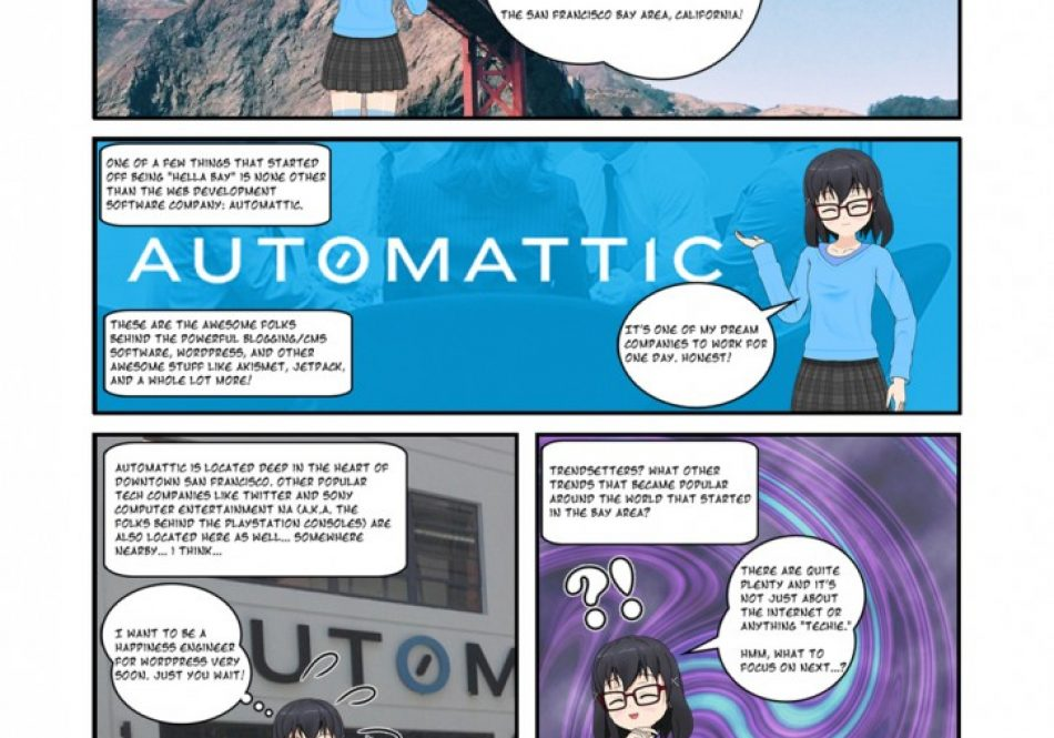 Hella Bay!! #1: Automattic