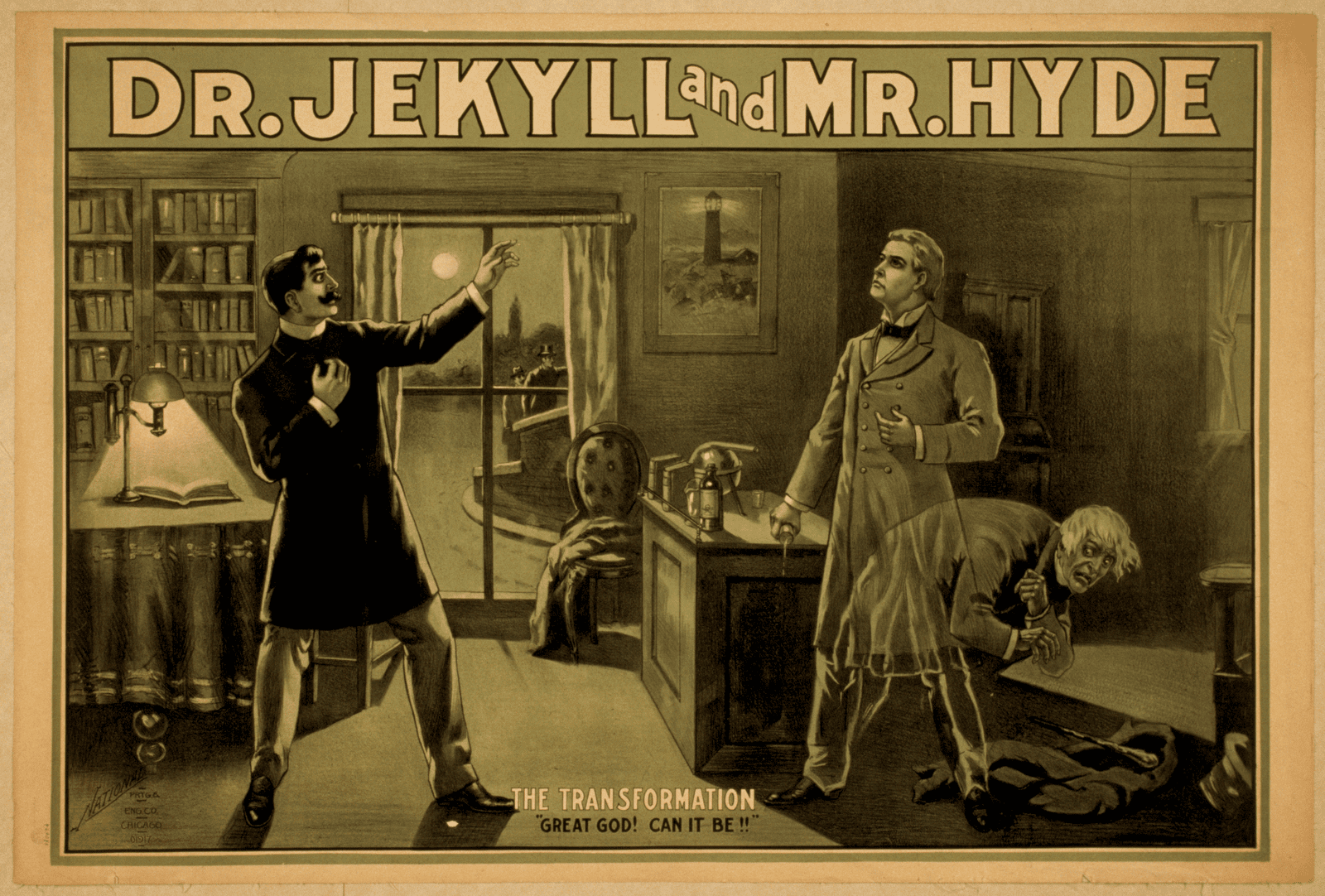 dr jekyll as a tragic hero He makes tragic flaw, an irreversible mistake and now jekyll is doomed to die he resurrected hyde he was playing with science and a potion which many people have confused with a drug.
