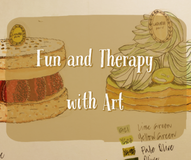 Fun and Therapy with Art featured image