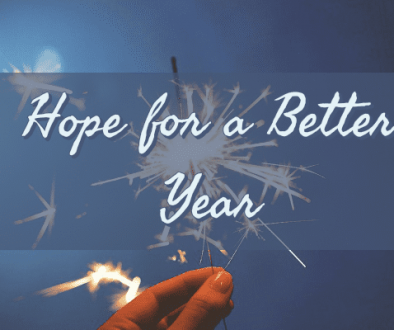 Hope for a better year